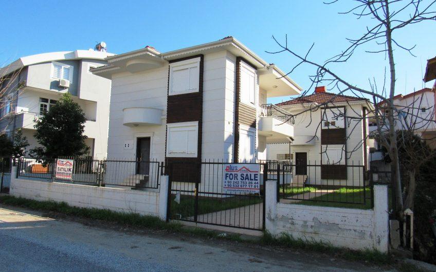 Manavgat Side 'de Müstakil 2 Villa