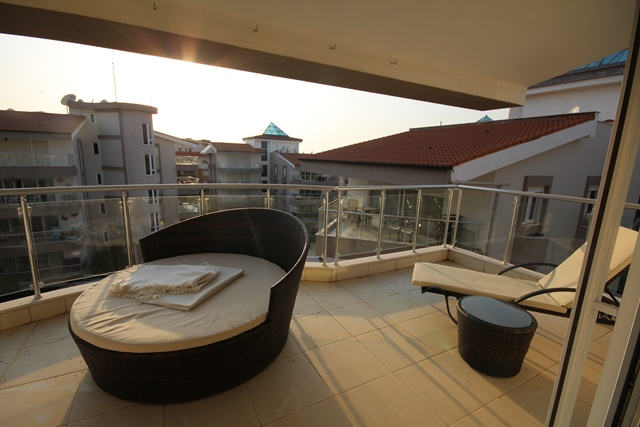 Manavgat Side 'nin En güzel Sitelerinden OASİS 'te 2+1